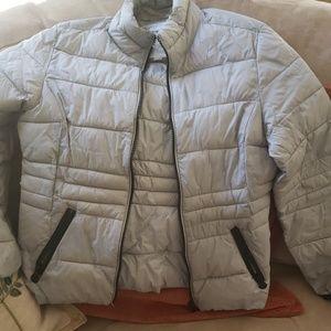 Justice Girls puffer jacket